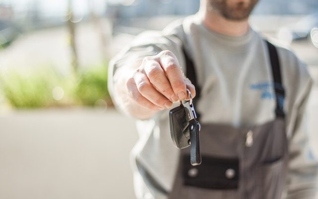 Op vakantie met een lease auto
